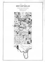 Richfield Township, Wood Lake, Hennepin and Ramsey Counties 1898